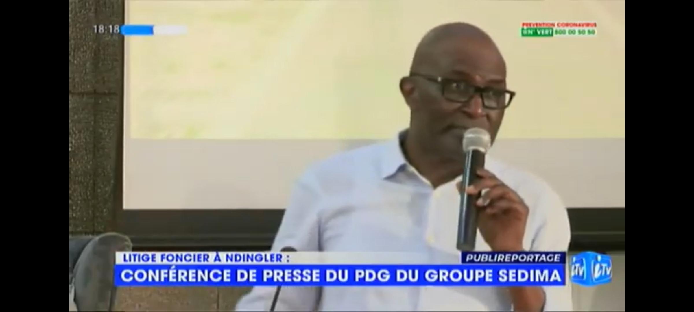 Babacar Ngom sur l'affaire Ndingler : « Je n'ai pas peur qu'on me tue! »