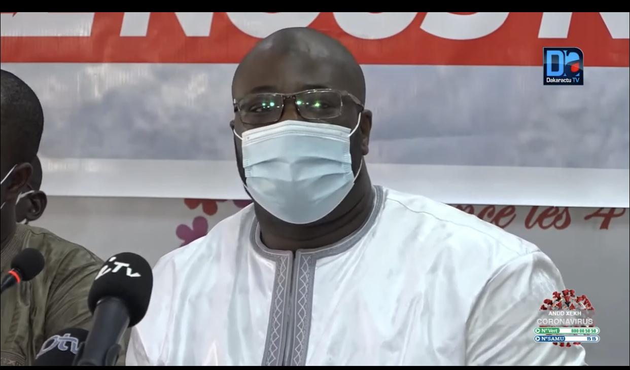 Birahime Seck sur la prise de parole de Babacar Ngom : « Nous avons assisté à un exercice de reconstruction d'une image »