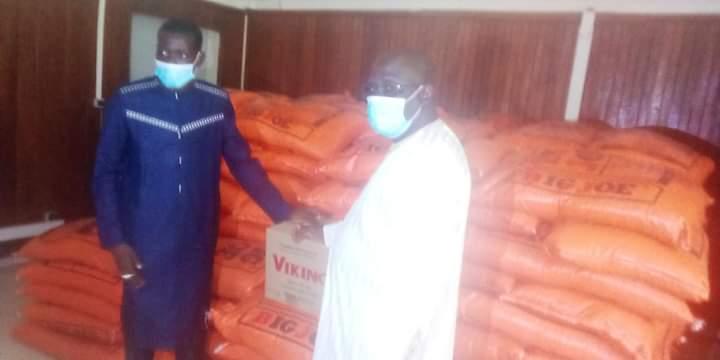 Tamba / Aide Alimentaire : L'ambassade de Chine appuie le département.