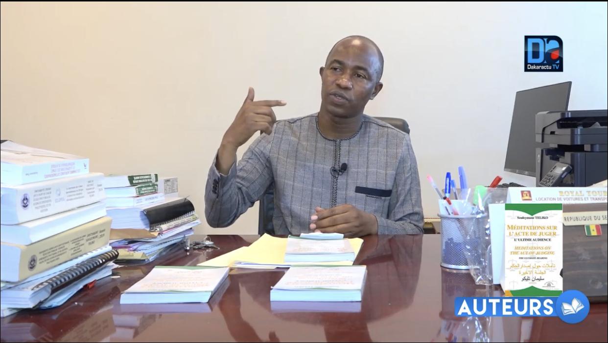 Souleymane Téliko, président UMS : « Le problème juridique qui s'était posé dans le cadre de la procédure contre Khalifa Sall... »