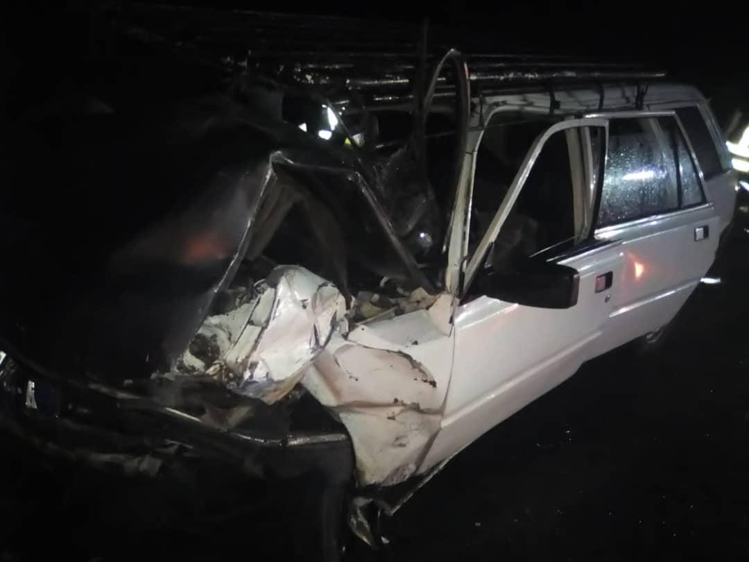 Kaffrine : Un accident fait 8 blessés dont 2 dans un état grave.