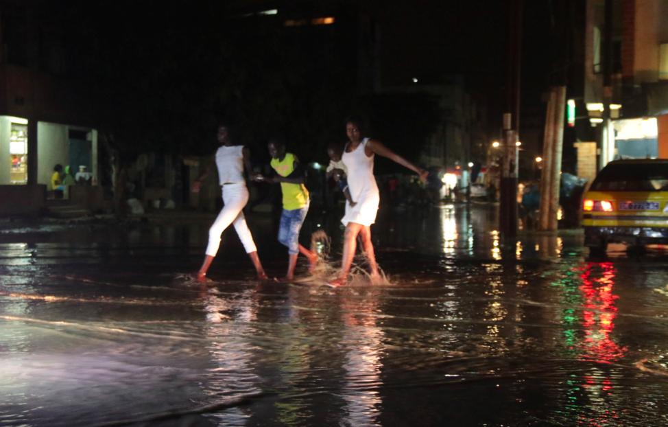 Hivernage : Dakar enregistre ses premières pluies.