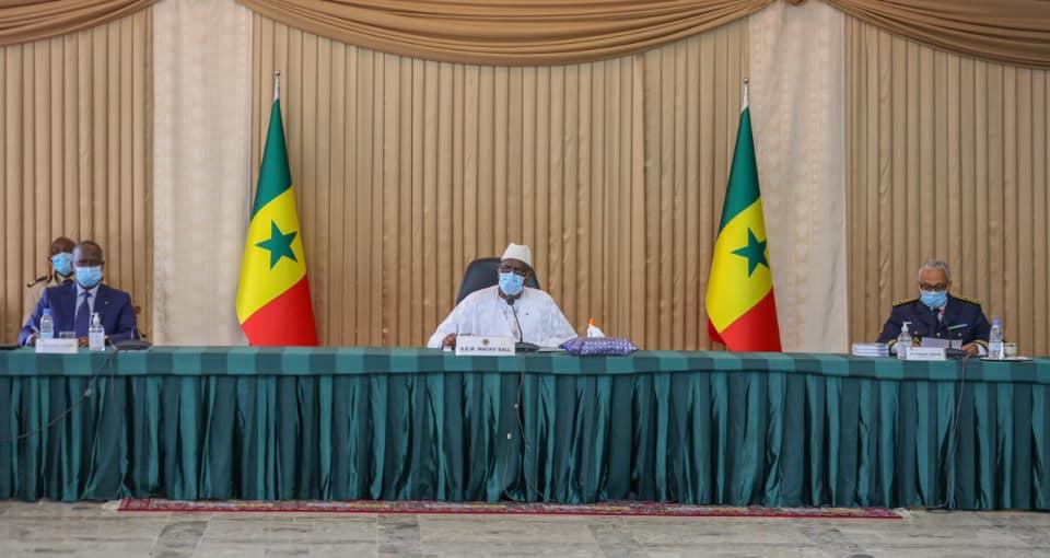 Relance de l'Economie nationale : Macky Sall appelle à « une maîtrise accrue des dépenses, particulièrement celles de fonctionnement »