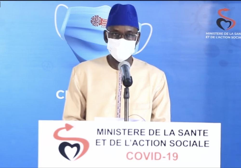 SÉNÉGAL : 126 nouveaux cas testés positifs au coronavirus, 25 nouveaux guéris, 3 nouveaux décès et 37 cas graves en réanimation.