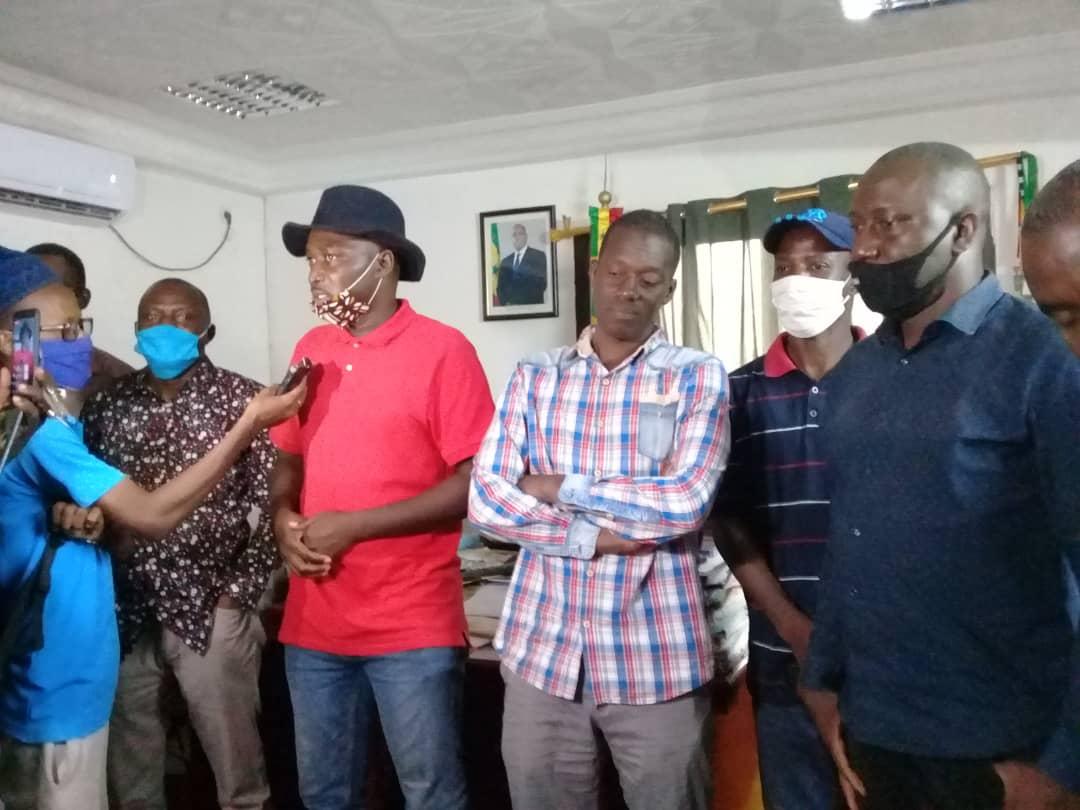 FOOTBALL / NATIONALE 1 : La Gazelle de Kédougou fustige la décision de la FSF.