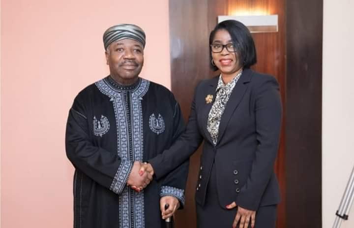 Gabon : Rose Christiane OSSOUKA RAPONDA nommée Premier ministre.