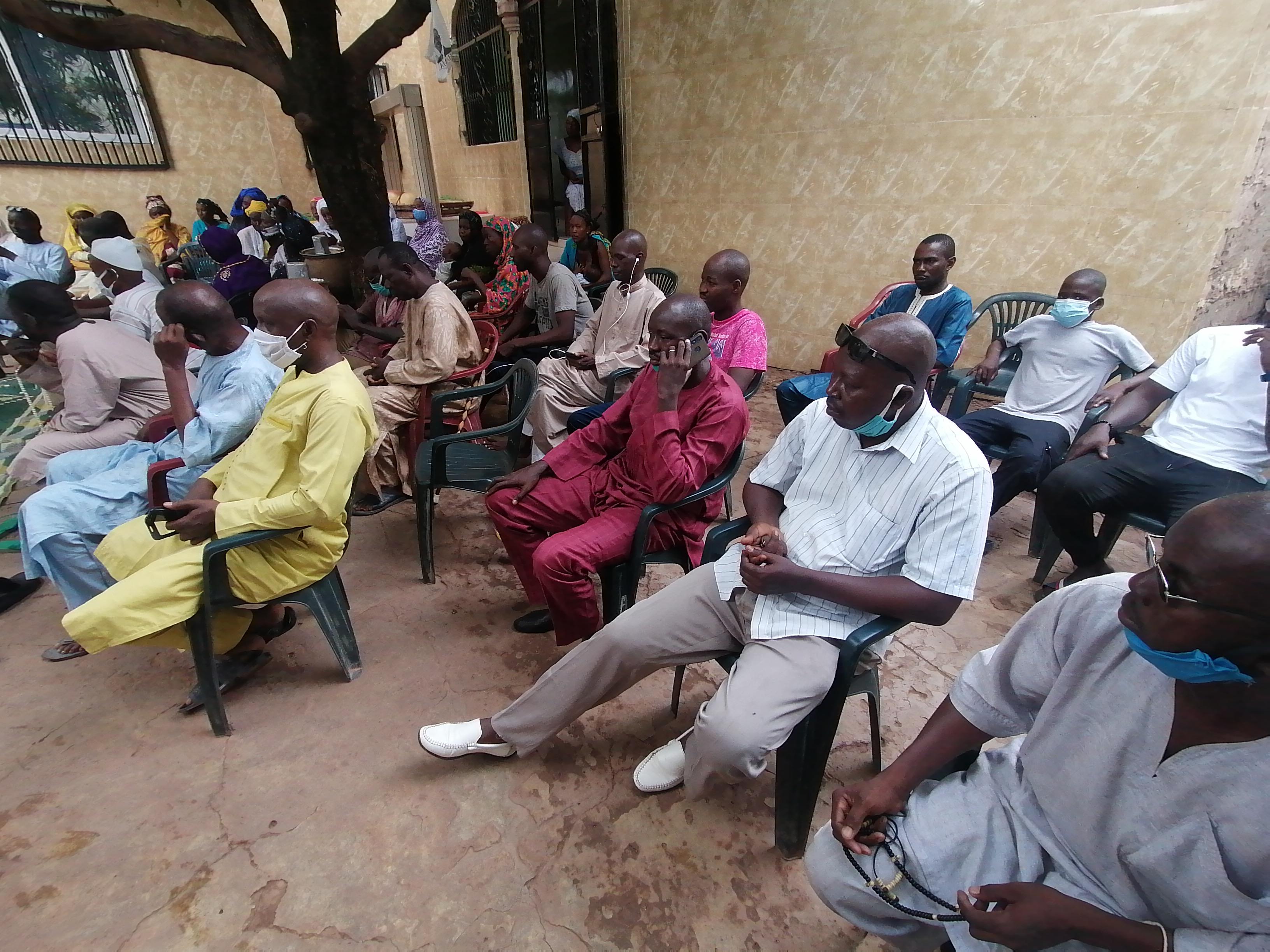 Tamba/Hommage à OTD : Les socialistes se souviennent de leur défunt SG et réaffirment leurs soutien à Macky.