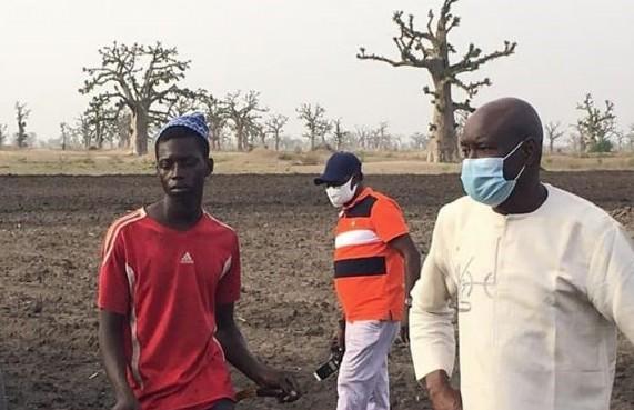 FONCIER / Poursuite des négociations : Le Ministre de l'intérieur Aly Ngouille Ndiaye retourne à Ndengler
