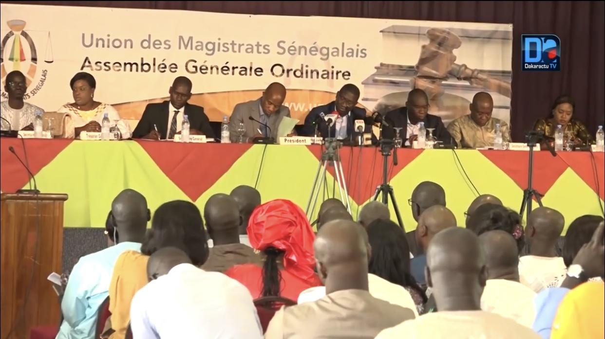 Attaques contre le président du TGI de Fatick : L'Ums condamne « fermement » la sortie du Secrétaire général du Sytjust.
