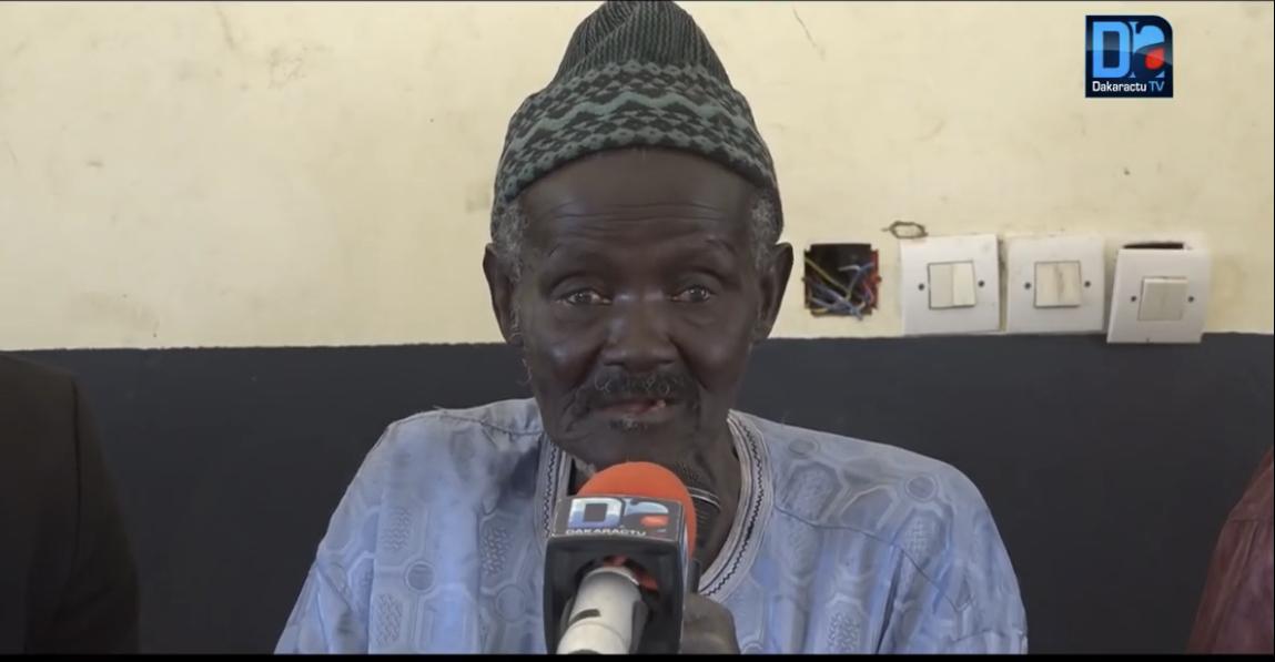 Litige foncier avec Babacar Ngom : Ablaye Dione, 76 ans, visage de la résistance de Ndengler.