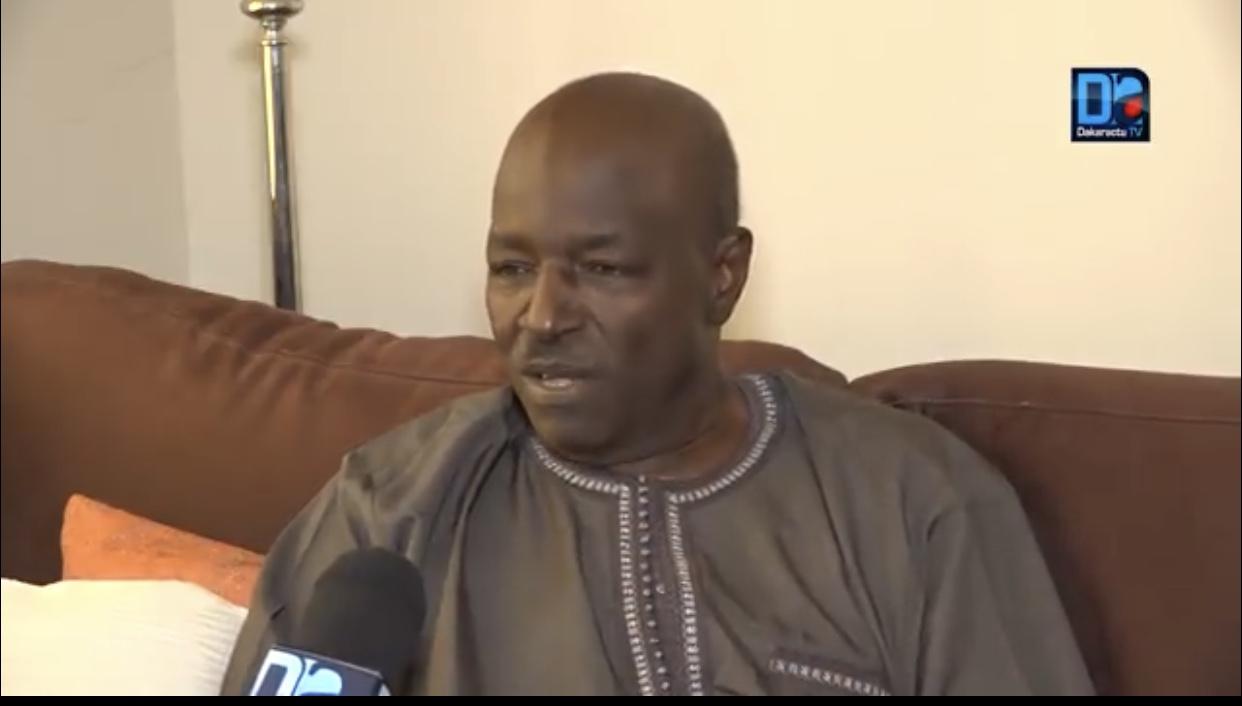 Nécrologie : Décès de  l'ancien Ministre de l'intérieur, Cheikh Sadibou Fall.