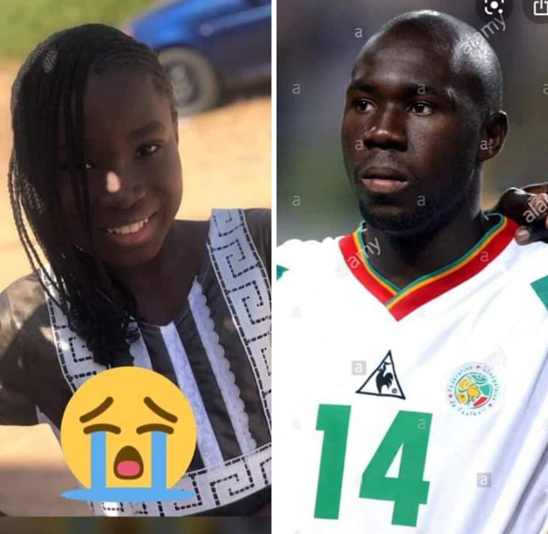 Nécrologie : L'ancien international sénégalais, Moussa Ndiaye perd sa fille...