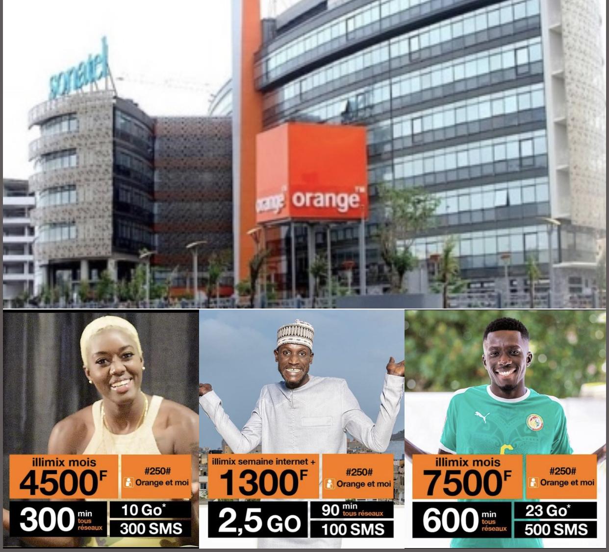 Nouvelles offres d'Orange : Illimix de désapprobations.