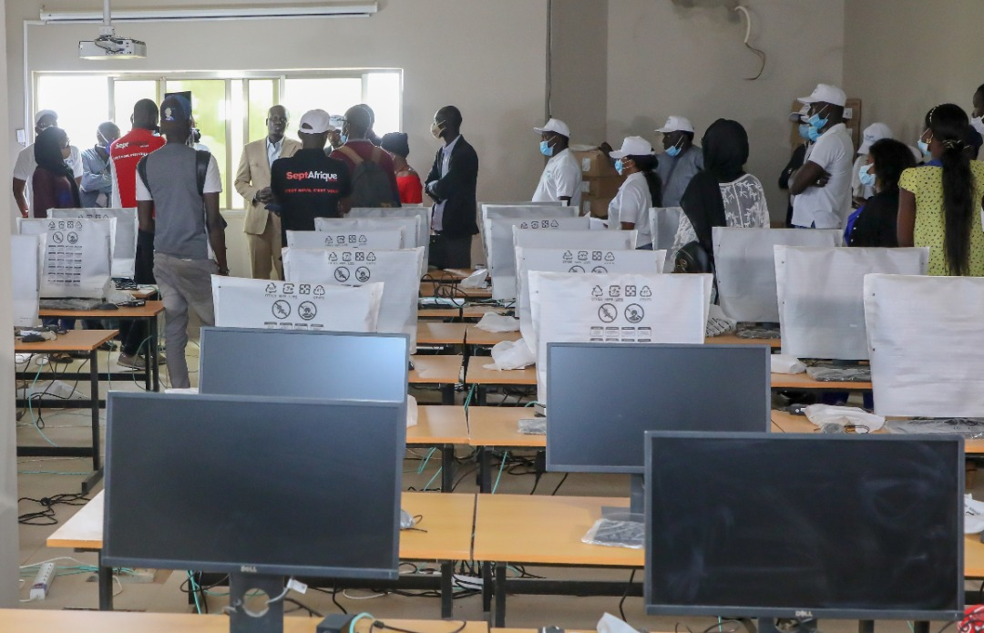 Chantiers du programme Smart Sénégal : Des résultats bien visibles à Thiès et Diamniadio