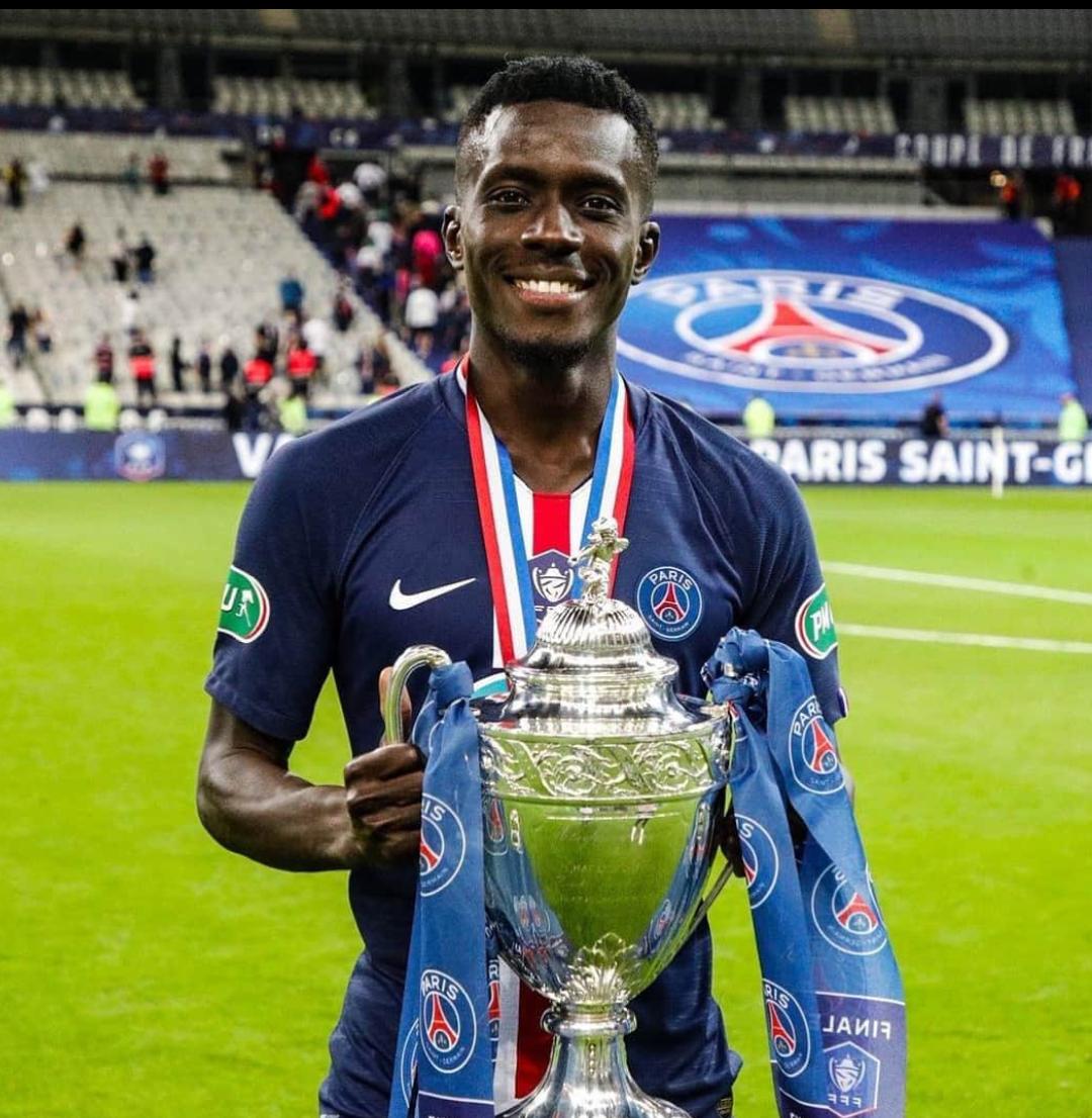 Coupe de France : Gana Guèye et le PSG sacrés champions face à Saint-Étienne