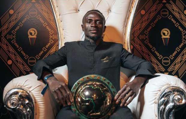 Classement Jeune Afrique : Sadio Mané à la 13e place des 100 personnalités africaines les plus influentes.