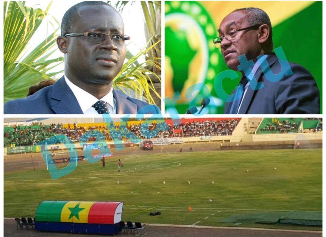 Amélioration des stades : La CAF fixe de nouvelles règles et envoie ses inspecteurs… Le Sénégal et « Lat Dior » de Thiès menacés ?