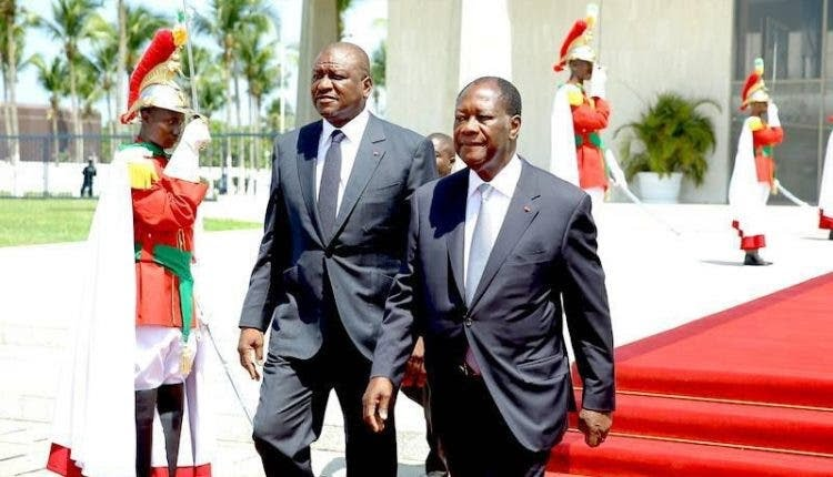 Côte d'Ivoire : Hamed Bakayoko nommé Premier ministre.