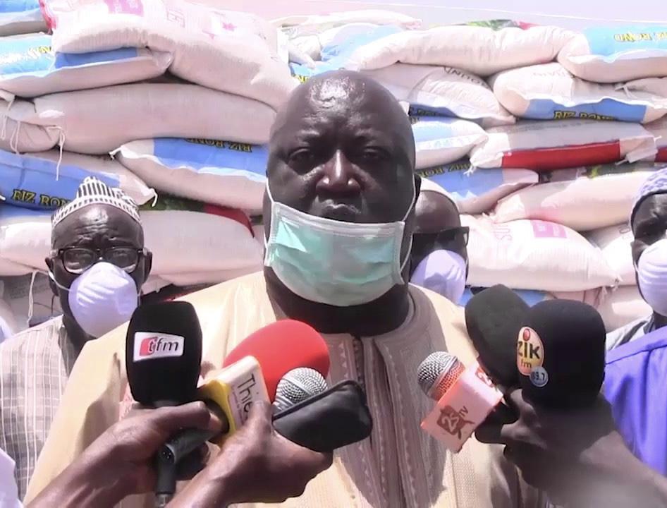 Nécrologie : Décès de Gora Ngom, le patron de Khelcom Bâches.