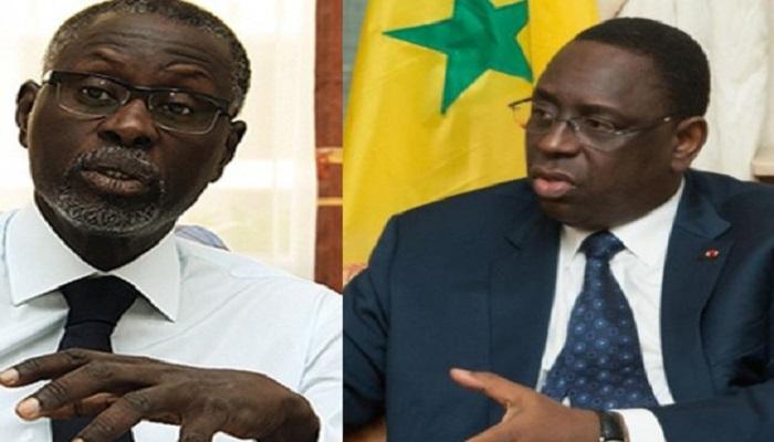 Décès de Mansour Kama : Le président Macky Sall rend hommage à «un militant du travail»