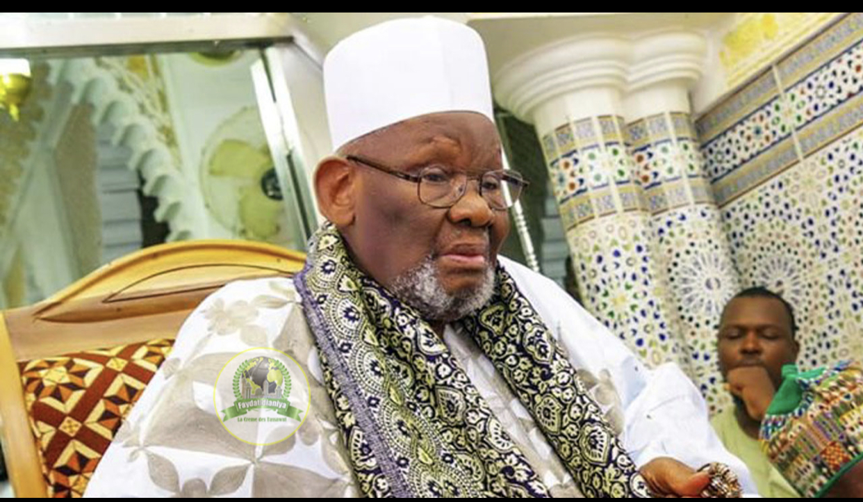 Urgent : Décès de Cheikh Ahmed Tidiane Niass, Khalife général de Médina Baye.