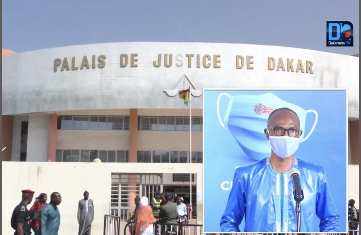 Dernière minute : L'agresseur du professeur Seydi condamné à six mois avec sursis.