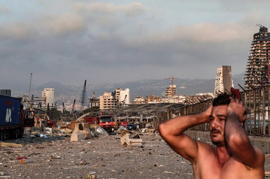 Double explosion à Beyrouth : La scène d'horreur racontée par des témoins.