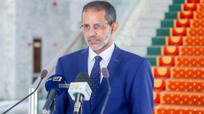 Mauritanie : Démission du Premier ministre et de son gouvernement.
