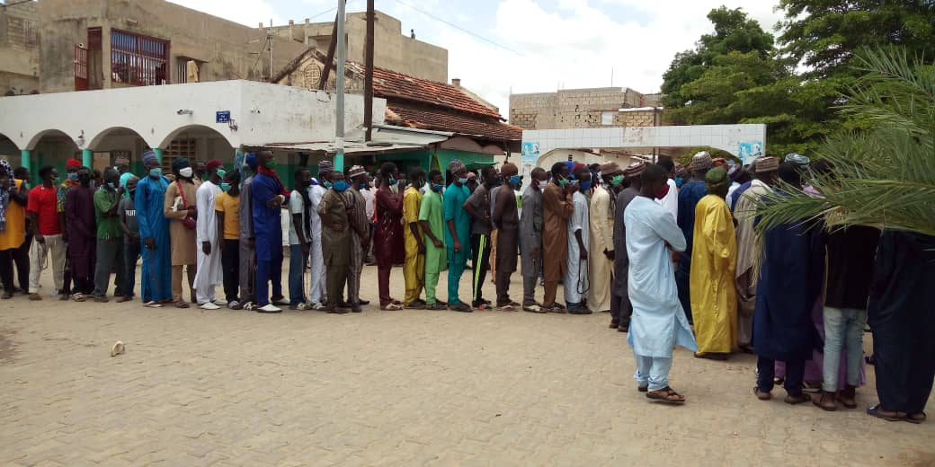 Inhumation du défunt Khalife de Médina Baye : Tout est maintenant fin prêt (images).