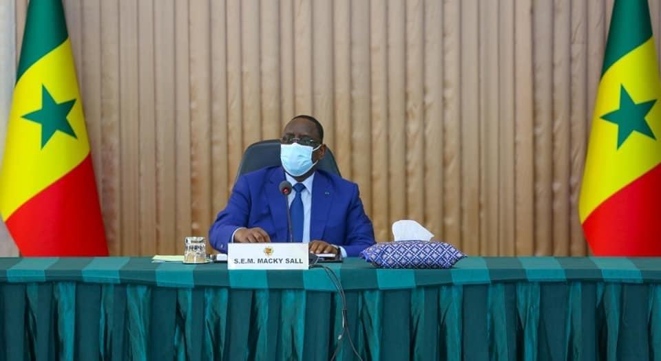 « Il faut arrêter les cérémonies de levée des corps dans les hôpitaux » (Macky Sall, président de la République)