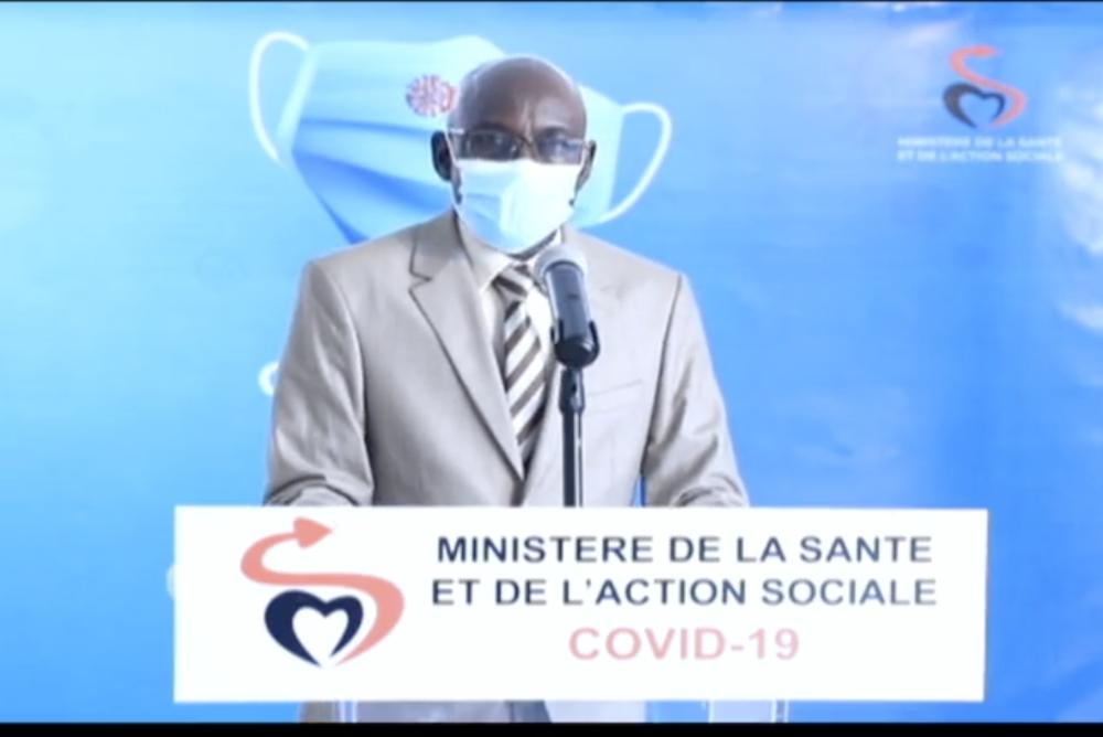SÉNÉGAL : 116 nouveaux cas testés positifs au coronavirus, 143 nouveaux guéris, 4 nouveaux décès et 39 cas graves en réanimation.