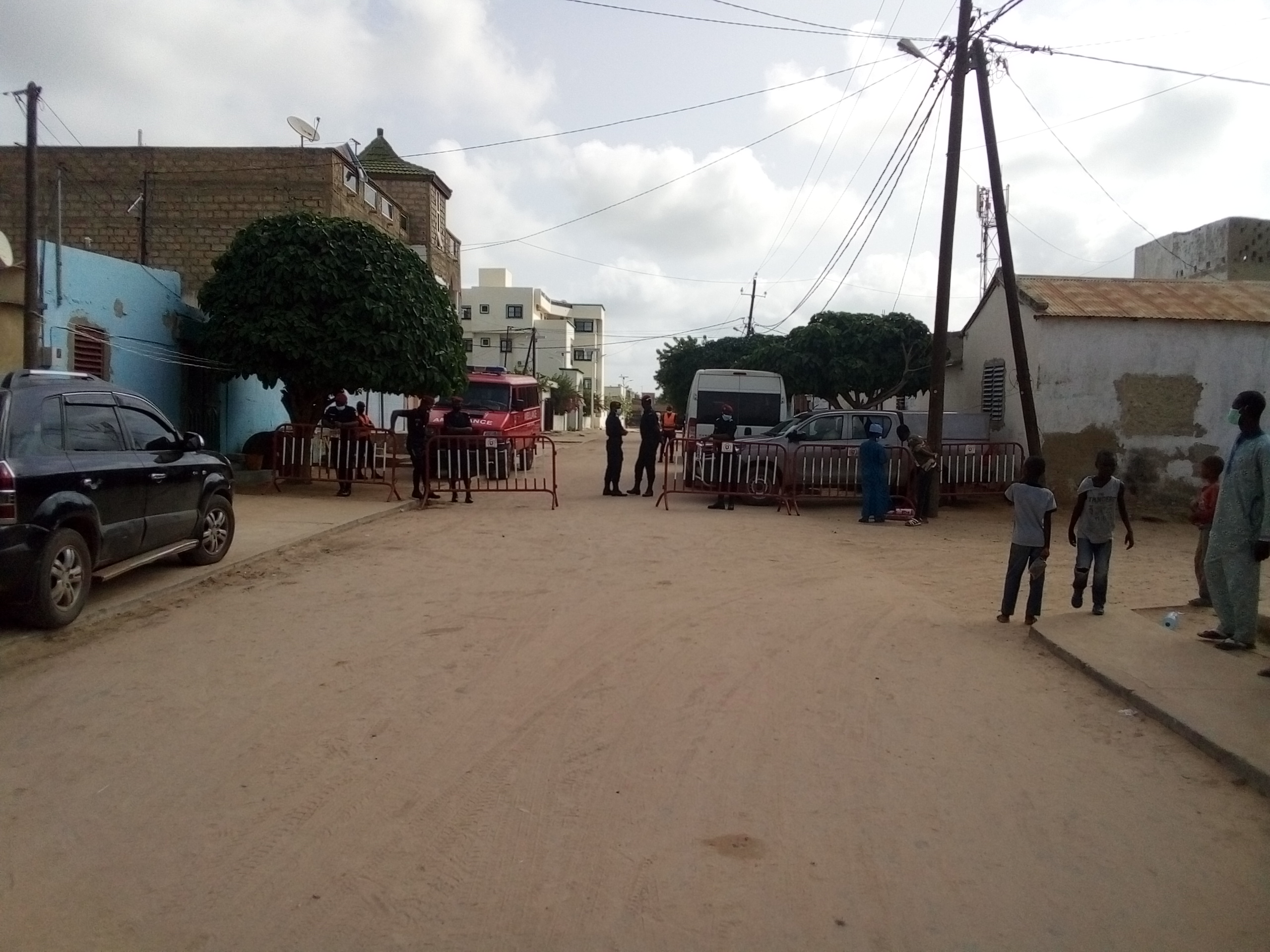 Visite du président de la République à Médina Baye : L'accès interdit à la presse.