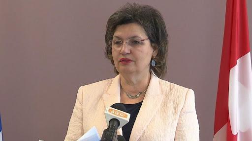 Fin de mandat : Fatima Houda-Pépin n'est plus déléguée générale du Québec à Dakar.