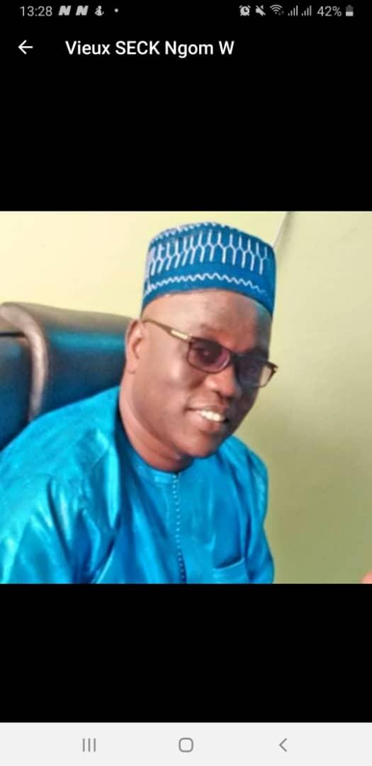 Nécrologie : Me Ousmane Ngom en deuil après le rappel à Dieu de son jeune frère Masseck