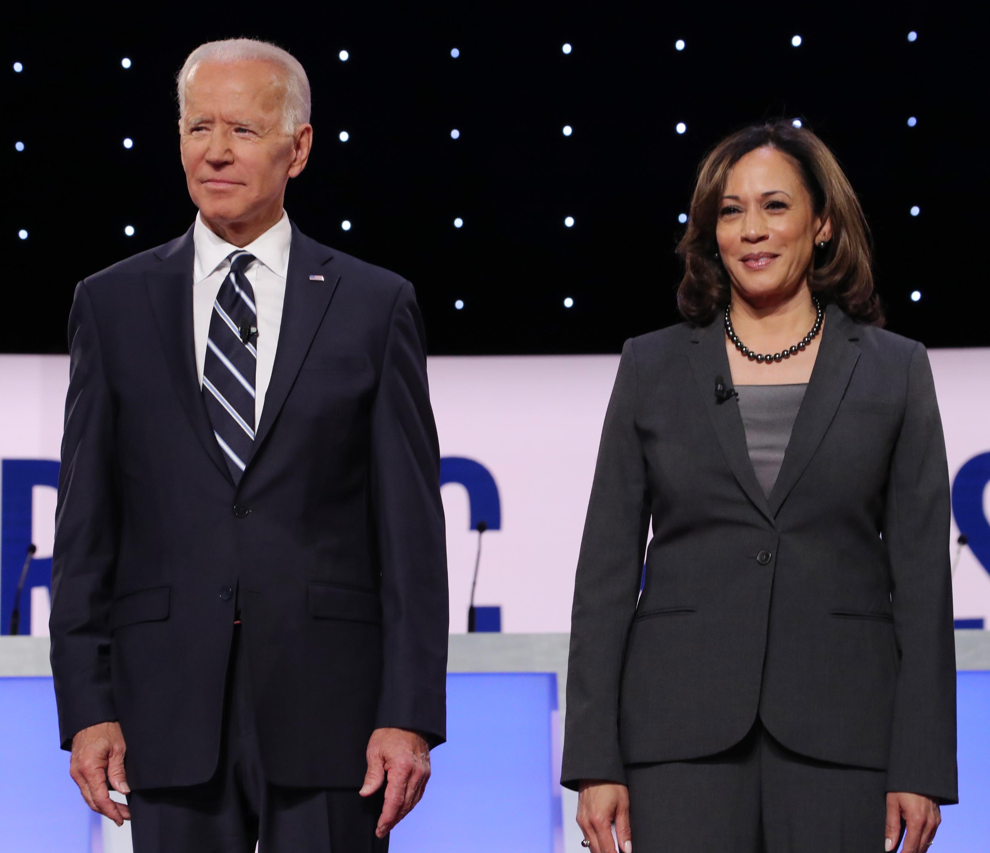 USA : Kamala Harris choisie par Joe Biden pour être sa colistière.