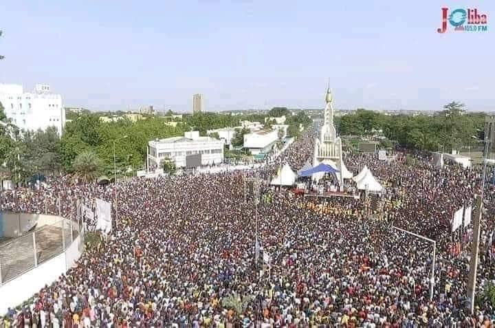 Mali : Le mouvement du 5 Juin (re)mobilise pour le départ d'Ibrahim Boubacar Keïta.