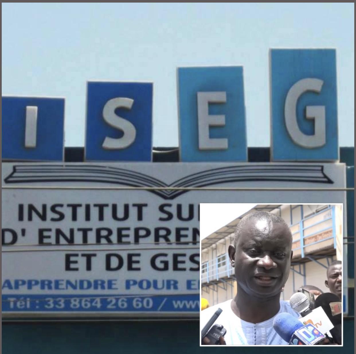 ISEG : Le collectif des employés prévoit de boycotter les cours.