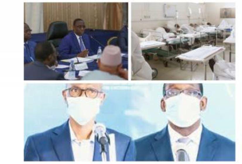 Plateau sanitaire médiocre dénoncé par les Profs Touré et Seydi: que nous cache le ministère de la santé ?