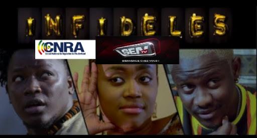 Diffusion de la série « Infidèles » : Les règles fixées par le CNRA à la SEN TV.