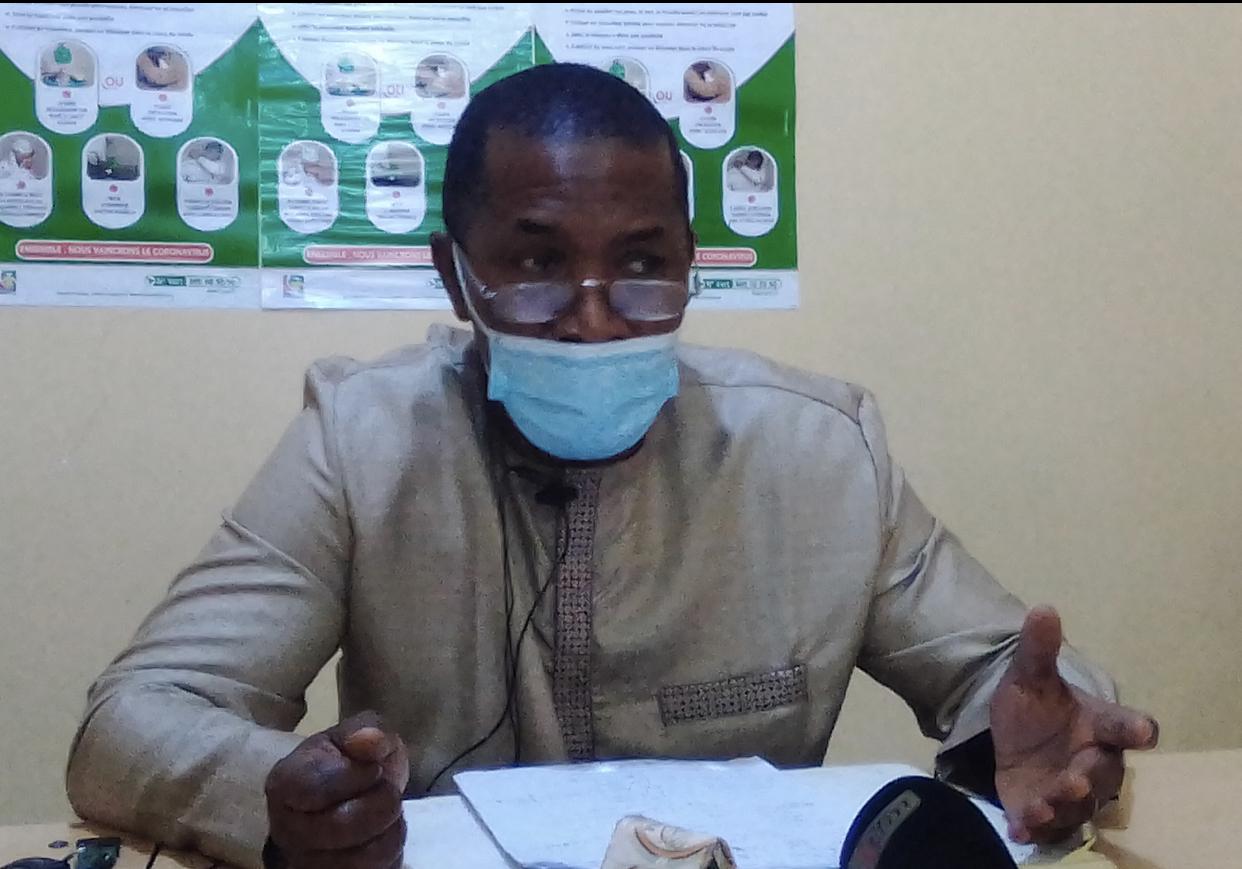 Covid-19 à Kolda : 131 cas positifs dont 28 cas communautaires, 20 agents infectés, 9 cas graves avec 7 décès…