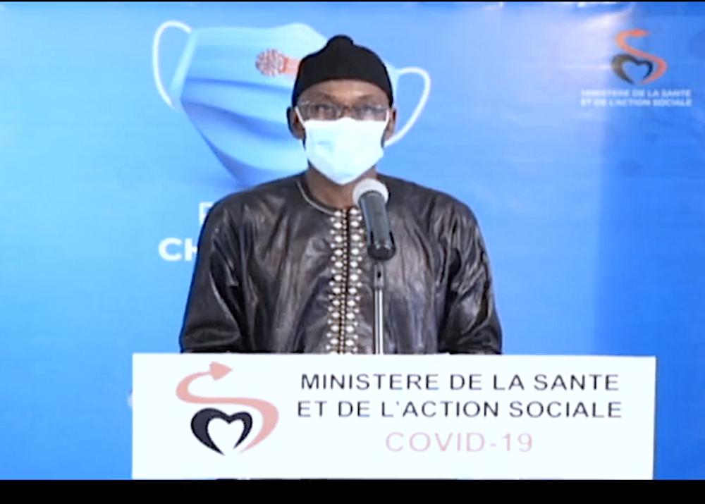 SÉNÉGAL : 132 nouveaux cas testés positifs au coronavirus, 43 nouveaux guéris, 5 nouveaux décès et 55 cas graves en réanimation.