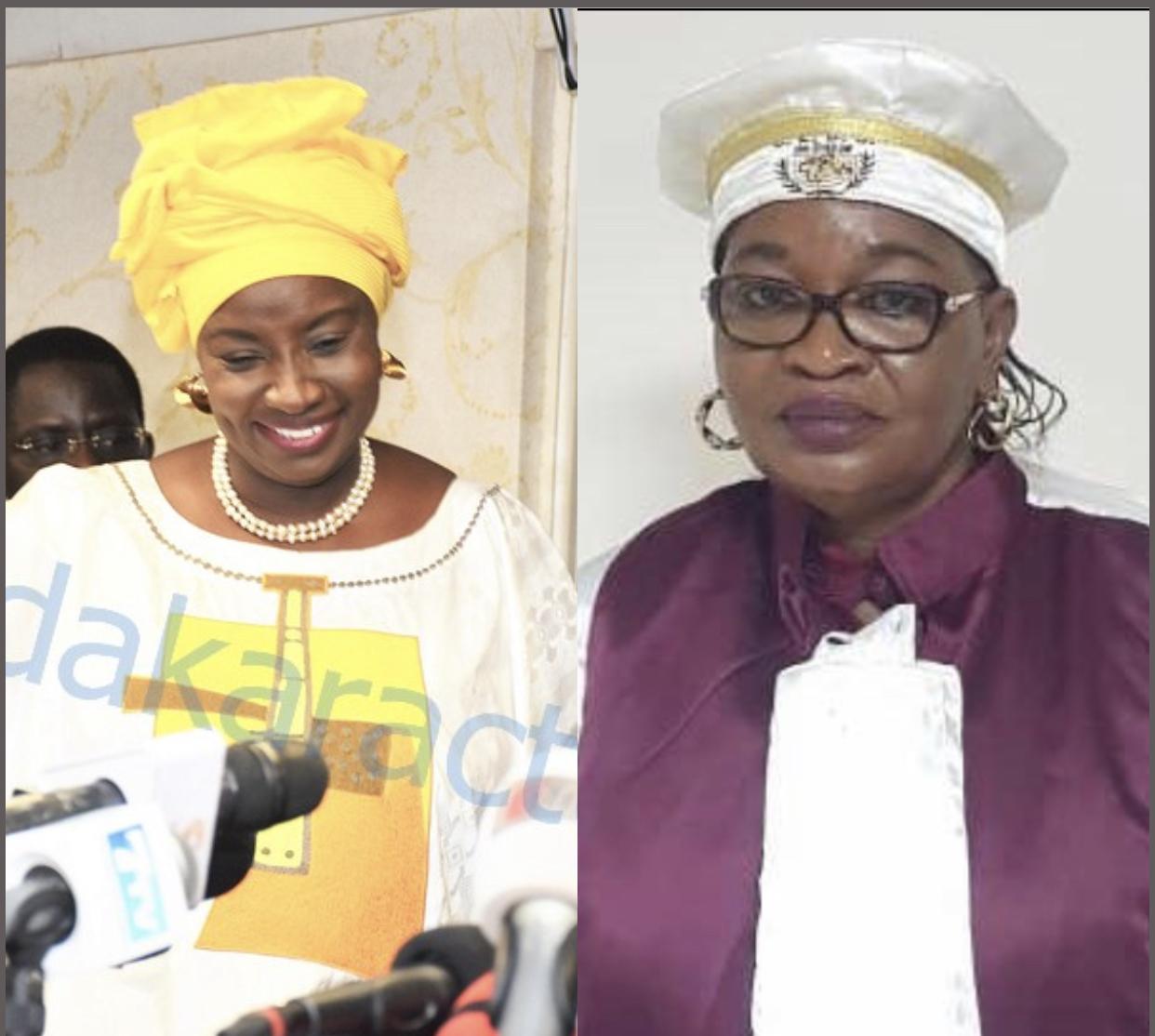« Doctorat » Aida Mbodj: Mme Aminata Toure offre la parlementaire en exemple