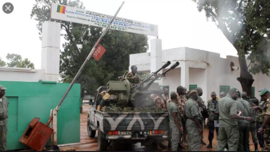 Putsch  au Mali / La CEDEAO exhorte les militaires à regagner les camps.