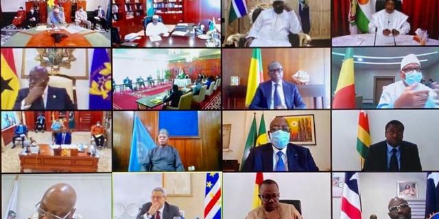 Coup d'État au Mali : Réunion en visioconférence des Chefs d'État de la Cedeao, le Conseil de sécurité de l'ONU en réunion d'urgence.