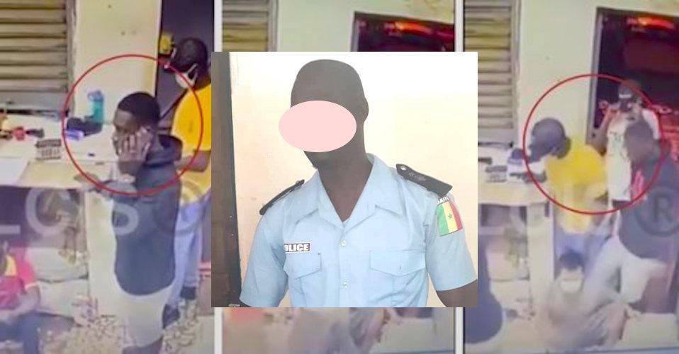 Affaire du cambriolage du magasin chinois : Mohamed Gassama tente encore de s'évader de prison.