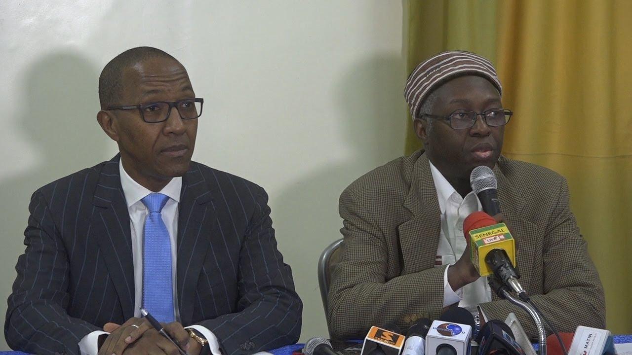 Coup d'État au Mali / Abdoul Mbaye invite la CEDEAO à marquer l'histoire et Mamadou Lamine Diallo galvanise les mutins.