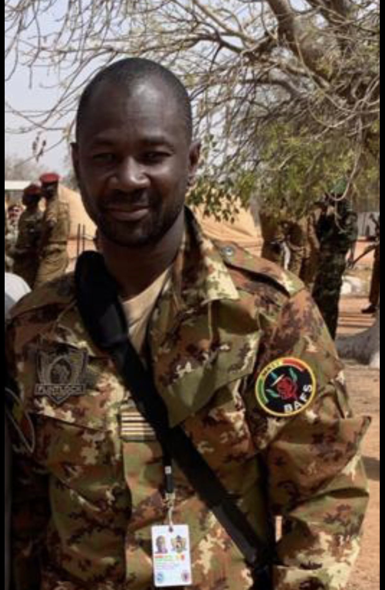 MALI : Le colonel Assimi Goita est le chef de la junte militaire au pouvoir.