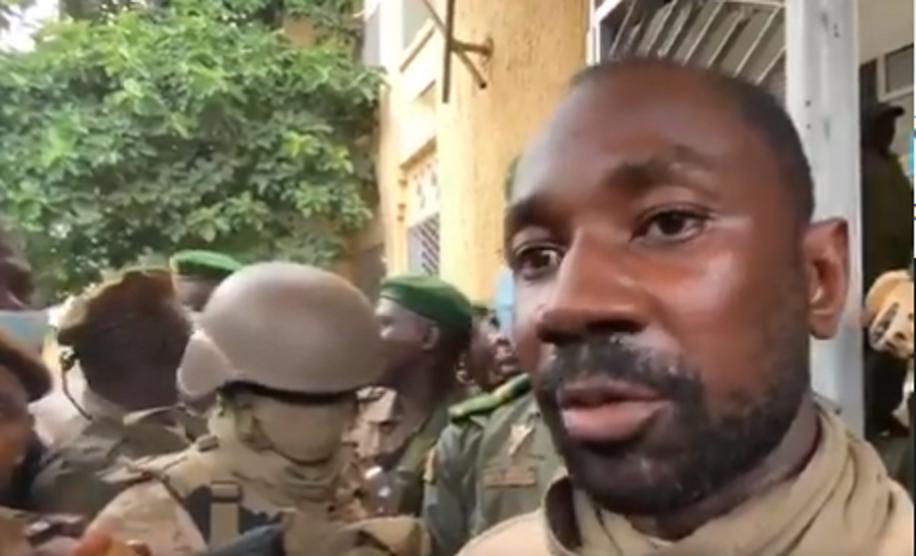 Les premiers mots d'Assimi Goita, chef de la junte  militaire malienne : « Nous n'avons plus droit à l'erreur »