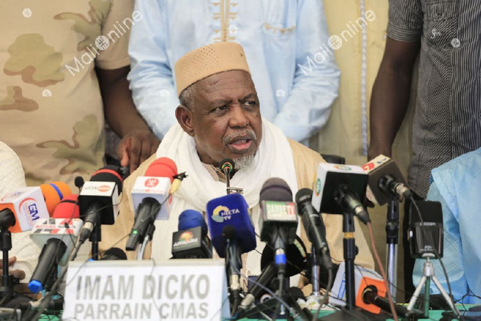 Mali : Mission terminée pour l'Imam Dicko ?