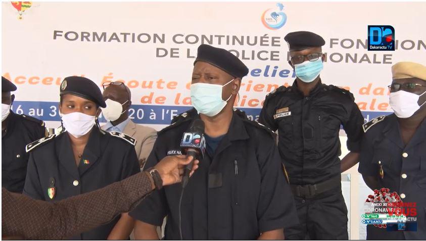 DSP - Remplacement du Commissaire Abdoul Wahabou Sall :Réajustement plutôt que sanction… ?